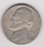 1986 Stati Uniti - 5c Circolata (fronte E Retro) - Emissioni Federali