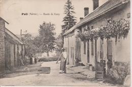 58 - POIL - ROUTE DE LUZY - Autres Communes