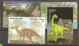España/Spain-(MNH/**) - Edifil 5063-66 - Yvert 4782-85 - 1931-Hoy: 2ª República - ... Juan Carlos I