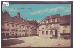 ALTKIRCH - LA PLACE - TB - Altkirch