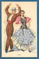 FOLKLORE ESPANOL BAILES ANDALUCES - Dances