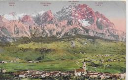 AK 0079  Cortina ( Ampezzotal ) - Verlag Photoglob Um 1914 - Belluno