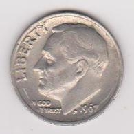 1967 Stati Uniti - 10c  Circolata (fronte E Retro) - Emissioni Federali