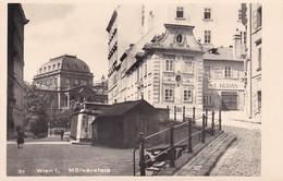 AK Wien - Mölkersteig - Dreimäderlhaus (37678) - Wien Mitte