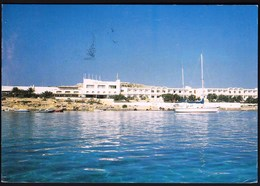 Malta 1992 / Comino Hotels / Boats, Sailing Boat - Malta