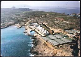 Malta 1992 / Comino Hotels / Panorama, Aerial View / Swimming Pool, Tennis - Malta