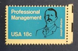 1981 Professionel Menagement, United States Of America, USA, **,*, Or Used - Etats-Unis