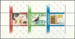 NIEDERLANDE 1981 Mi-Nr. Block 22 ** MNH - Blocks & Sheetlets