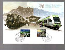 2013 Special Card Train Railway) (170) - Switzerland