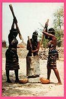 Burkina Faso - Jeunes Pileuses - Troupe BONOGO - Ouagadougou - Animée - Burkina Faso