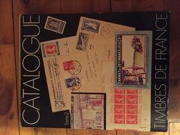 Catalogue Yvert Spécialisé France Tome 2 - France