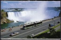 Canada Niagara Falls / Canadian Horseshoe Falls / Bus, Car - Chutes Du Niagara