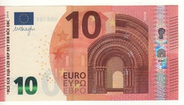 "10 EURO  ""France""   DRAGHI   U 008 A3    UB8189143346  /  FDS - UNC - EURO"