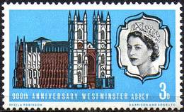 GREAT BRITAIN 1966 900th Anniversary Of Westminster Abbey (phosphor) - Nuovi