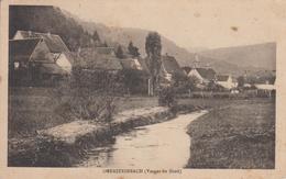 CPA Obersteinbach (Vosges Du Nord) - France
