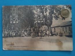 Santander, Las Ferias En La Alameda II., Ca. Um 1900 - Cantabria (Santander)