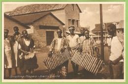 Sierra Leone - Strolling Players - Music - Musique - England - Sierra Leone