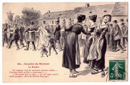 3254 - Cp Humoristique -  Sourires Du Morvan - La Rosière - N°32 - - Humour
