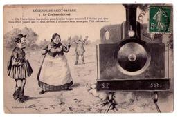 3255 - Cp Humoristique -  Légende De Saint-Saulge - Le Cochon Ecrasé - N°5 - N°32 - - Humour