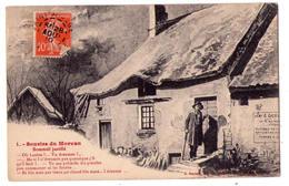 3256 - Cp Humoristique -  Sourire Du Morvan - Sommeil Justifié - N°1 - G.Gervais - - Humour