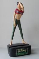 - Pin Up BARDAHL - Statuette En Résine - Déco Garage, Loft, Atelier. Pin Up Sexy - - Advertising