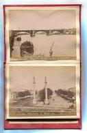 Livro Con 12 Fotografias RECUERDO De SEVILLA Almela Fotografo ESPANA. BOOK With Set Of 12 Old Real Photos SEPIA Spain - Photos