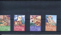 (100 Stamps - 14-11-12018) Cocos (Keeling) Islands - Quarantine Station (4 Stamps) - Cocos (Keeling) Islands