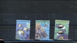 (100 Stamps - 14-11-12018) Cocos (Keeling) Islands - Odd Values Part Sets (8 Stamps) - Cocos (Keeling) Islands
