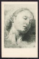 PS166/ Giovanni Gerolamo SAVOLDO, *Testa Di Madonna Addolorata*, Firenze, Galleria Uffizi - Peintures & Tableaux