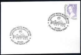 Italia Italy (2018) Special Postmark: 200° Ann. Nascita Michele Novaro, Compositore Inno Nazionale Italiano - As Scan - Music