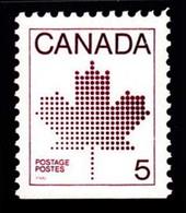 Canada (Scott No. 940 - Feuille D'érable / Maple Leaf) [**] De Carnet / From Booklet - Booklets