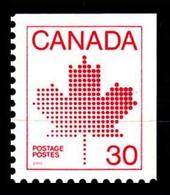Canada (Scott No. 945 - Feuille D'érable / Maple Leaf) [**] De Carnet / From Booklet - Booklets