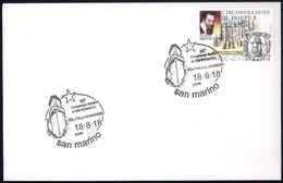 San Marino (2018) Special Postmark: 85° Convegno Italiano Di Esperanto / 85th Italian Conference Of Esperanto - Esperanto
