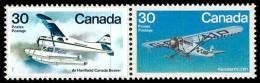 Canada (Scott No. 970a - Avions / Planes) [**] Orde Catalogué / Cat. Order - 1952-.... Règne D'Elizabeth II