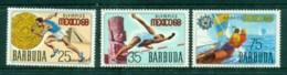 Barbuda 1968 Summer Olympics, Mexico MUH - Antigua And Barbuda (1981-...)