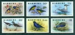 Barbuda 1976 Birds MUH - Antigua And Barbuda (1981-...)