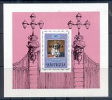 Barbuda 1978 QEII Coronation 25th Anniversary MS MUH - Antigua And Barbuda (1981-...)