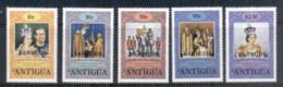 Barbuda 1978 QEII Coronation 25th Anniversary MUH - Antigua And Barbuda (1981-...)
