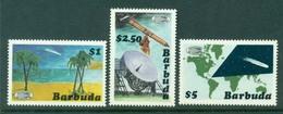 Barbuda 1986 Halleys Comet MUH Lot20915 - Antigua And Barbuda (1981-...)