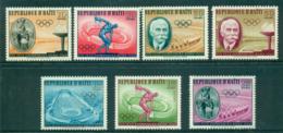 Haiti 1960 Olympics MUH Lot35471 - Haiti