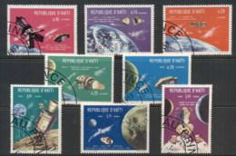 Haiti 1969 Apollo Space Missions CTO - Haiti