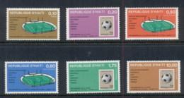 Haiti 1973 World Cup Soccer Munich MUH - Haiti
