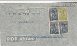 Angola / Ceres / Airmail / U.S. / Postmarks - Angola