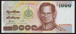 1000 Baht 72th. Birthday King Bhumibol Rama IX. Thailand 1999 UNC - Thailand