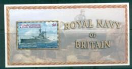 Grenada Carriacou & Petite Martinique 2009c Royal Navy Of Britain MS MUH Lot81737 - Grenada (1974-...)
