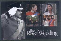 Grenada Carriacou & Petite Martinique 2011 Royal Wedding William & Kate #1115 $2.75 MS MUH - Grenada (1974-...)