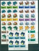 Grenada Grenadines 1975 Butterflies (Blks6) CTO - Grenada (1974-...)