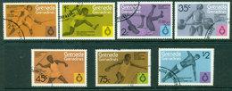 Grenada Grenadines 1975 Olympics CTO Lot20987 - Grenada (1974-...)