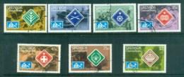 Grenada Grenadines 1975 Scouts (7) CTO - Grenada (1974-...)