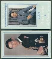 Grenada Grenadines 1981 Charles & Diana Wedding Booklet P&S Lot45341 - Grenada (1974-...)